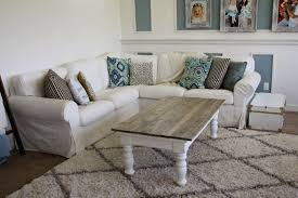 Sofa Table Ideas Furniture Add Impact To Your Living Room Design With Farmhouse
