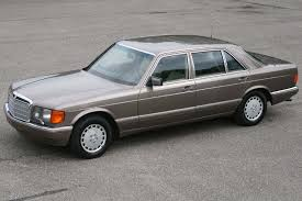 mercedes 560sel mercedes 560 sel technical details history photos on better