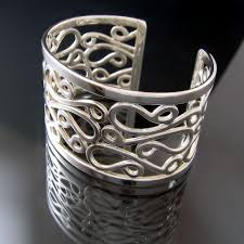 Handcrafted Sterling Silver Jewellery - handmade silver jewelry designs