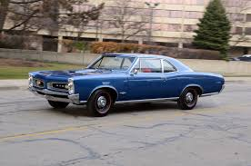 light weight and no frills this 1966 pontiac gto post coupe u0027s