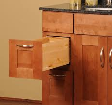 Wooden Kitchen Cabinet Doors Classy Maple Shaker Kitchen Cabinets Features Brown Color Wooden