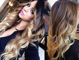 hombre hairstyles 2015 the difference between balayage ombre hair coloring guide