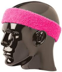 pink headband city pink headbands and pink wristbands