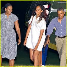 Vacation Obama Barack Obama U0026 Family Go White Water Rafting On Bali Vacation