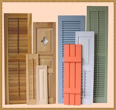 fresh ideas decorative shutters home decorations ideas