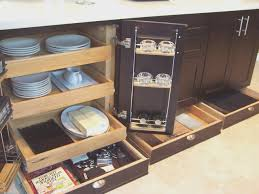 kitchen new roll out trays for kitchen cabinets interior design