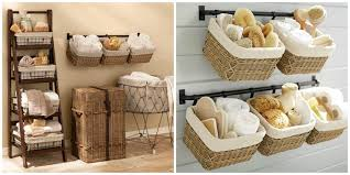 Bathroom Basket Ideas Bathroom Baskets To Get Organised Diy Decorator Bathroom Baskets