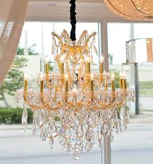 Marie Therese Crystal Chandelier Redgallerie Crystal Chandelier