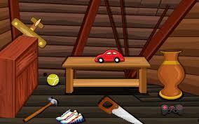game attic room