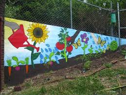 Garden Mural Ideas Garden Mural 28 Images Garden Murals Related Keywords
