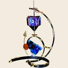 glass dreidel d26g glass dreidel gary rosenthal collection gary
