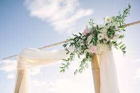 bamboo wedding arch free wedding planning tools for ta bay brides