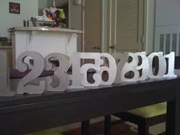 silver wedding table numbers marne s blog sparkly silver metallic wedding reception table