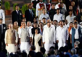 Number Of Cabinet Members Half Of Modi Cabinet Are Graduates Nda Govt Scores Over Upa