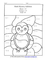 addition addition worksheets to 10 with pictures free math