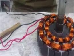 ceiling fan coil winding youtube