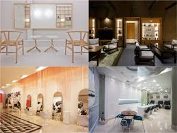 inspirationinteriors inspirational interiors with spaceist four beauty salons