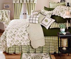 Black And White Toile Bedding Domestic Checked Bedding Yahoo Search Results Bedrooms