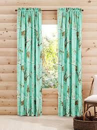 Mint Green Curtains Realtree Panel Pair Curtains 84 Mint American Outdoor