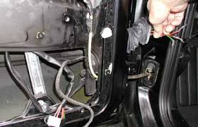 installing electric life power windows in a vw golf