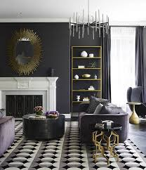 Gray And Gold Living Room by Best 25 Charcoal Living Rooms Ideas On Pinterest Dark Sofa