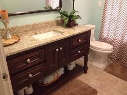 Bathroom Vanity Restoration Hardware by Diy Bathroom Vanity Restoration Hardware Inspired Built By