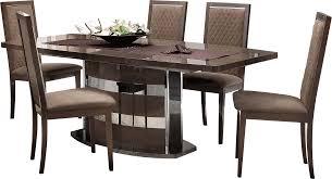 platinum slim dining modern formal dining sets dining room furniture