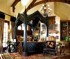 bedroom breathtaking gothic style bed frame bedspreads bedroom