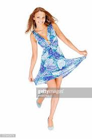 sun dress sundress stock photos and pictures getty images