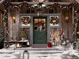 decoration ideas engaging image of front porch christmas