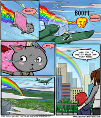 Nyan Cat Know Your Meme - list of synonyms and antonyms of the word nyan cat meme comics