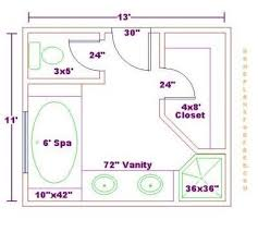 Master Bathroom Layout Ideas Master Bathroom Dimensions Captivating Decent Master Bath Size