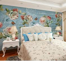 online get cheap flowers vintage wallpaper aliexpress com european vintage flower mural photo wallpapers for living room tv background wall paper 3d wall murals