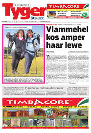 tygerburger durbanville 20150422 by tygerburger newspaper issuu