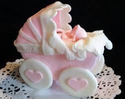 baby carriage cake carriage cake topper etsy