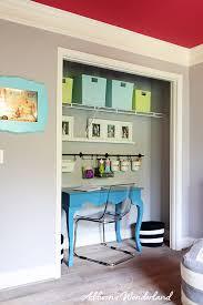 closet desk nook 10 addison u0027s wonderland
