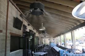 Best Patio Mister System Patio Ideas Mister Mistamerica Cooling Misting Systems Outdoor
