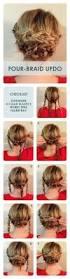 15 braided bun updos ideas updo hairstyles tutorials thin hair