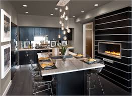 kitchen recessed lighting design ideas with tile flooring also