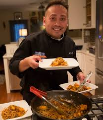 priest chef serves up special lenten menu the tablet
