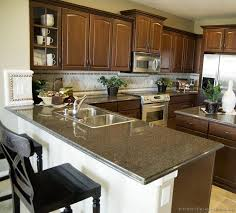 traditional dark wood walnut kitchen cabinets 57 kitchen design