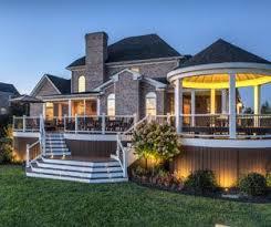 Best Backyards In The World Composite Decking Composite Deck Materials Trex