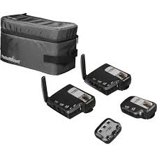 pocketwizard ttl wireless radio 5 pack for nikon pw ttl 5pak n