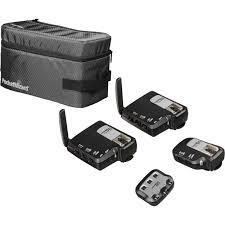 pocketwizard ttl wireless radio 5 pack for nikon pw ttl 5pak n