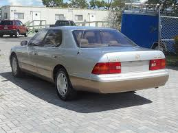 used lexus in tulsa ok 1995 lexus ls sedan for sale 43 used cars from 1 398