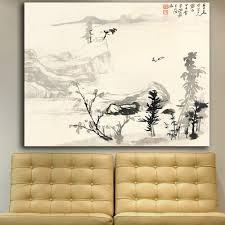 chinese wall art shenra com online get cheap chinese calligraphy wall print aliexpress com