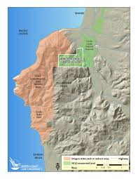 Tillamook Oregon Map by Land Conservancy Finalizes Conservation Of Tillamook Head Preserve