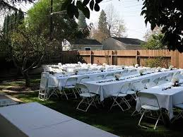 Small Backyard Wedding Ideas Backyard Diy Backyard Wedding Receptions Outdoor Wedding Wedding
