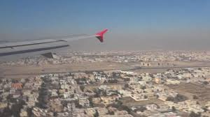 Dubai India Map by Air India Flight Report From Mumbai Bom To Dubai Dxb Airbus