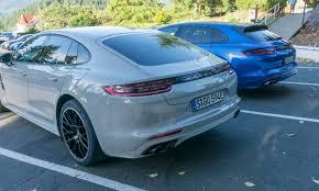 Porsche Panamera Horsepower - 2018 porsche panamera first drive review autonxt